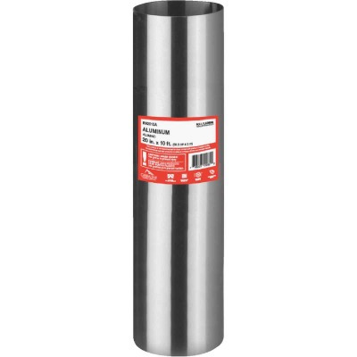 NorWesco 20 In. x 10 Ft. Mill Aluminum Roll Valley Flashing