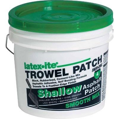 Latex-ite Trowel Patch 2 Gal. Trowel Asphalt Patch