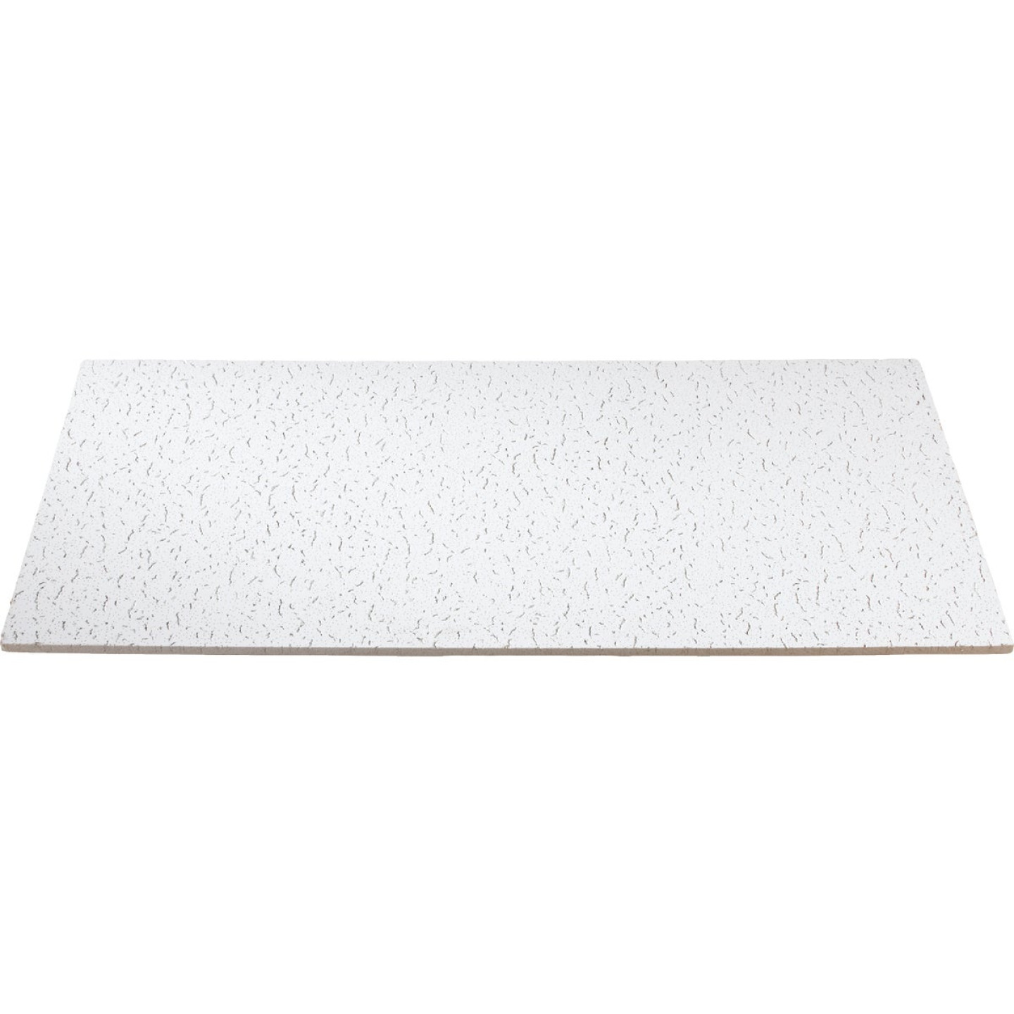 Fifth Avenue 2 Ft. x 4 Ft. White Mineral Fiber Square Edge Ceiling Tile (8-Count) Image 5