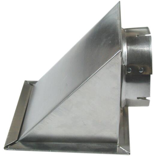 Builders Best 4 In. Aluminum Dryer Eave & Soffit Vent