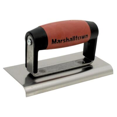 Marshalltown 6 In. x 3 In. Straight End Cement Edger