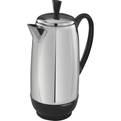 Farberware 12 Cup Stainless Steel Coffee Percolator