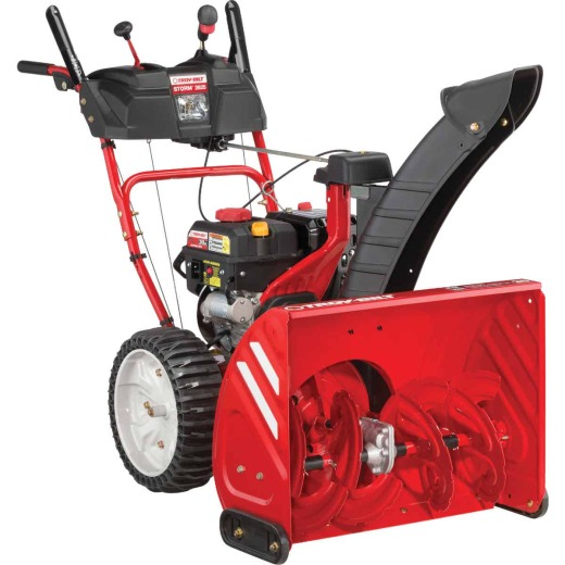 Troy-Bilt Storm 26 In. 243cc 2-Stage Gas Snow Blower